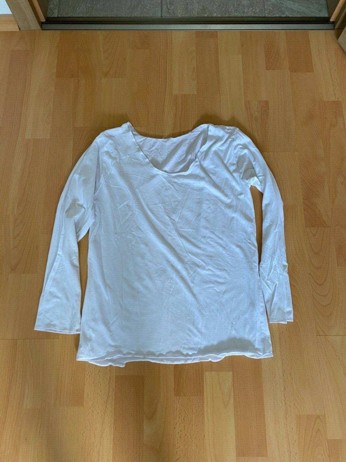 2 Damen Langarmshirt Shirt (1x Gina Laura) Größe M (40 / 42)