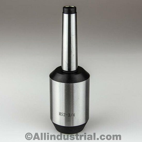 """with Threaded End Morse Taper MT3-3//8/"""" End Mill Holder Style B"""