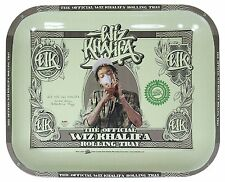 RAW - Wiz Khalifa Limited Edition RAW Collectors Metal Rolling Tray - LARGE