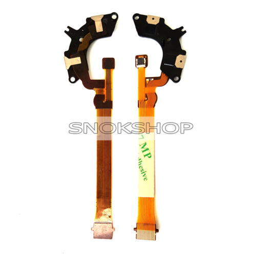 ANTI-SHAKE FLEX CABLE CAVO FLAT FOR NIKON J1 10-30mm COMPLETE with CHIP 10-30 mm