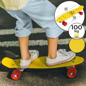 Mini-Cruiser-Skateboard-en-Plastique-Planche-a-roulettes