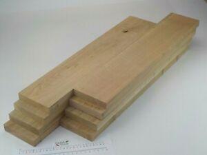8-English-Oak-wood-boards-127-x-25-x-650mm-Planks-chopping-craft-3192