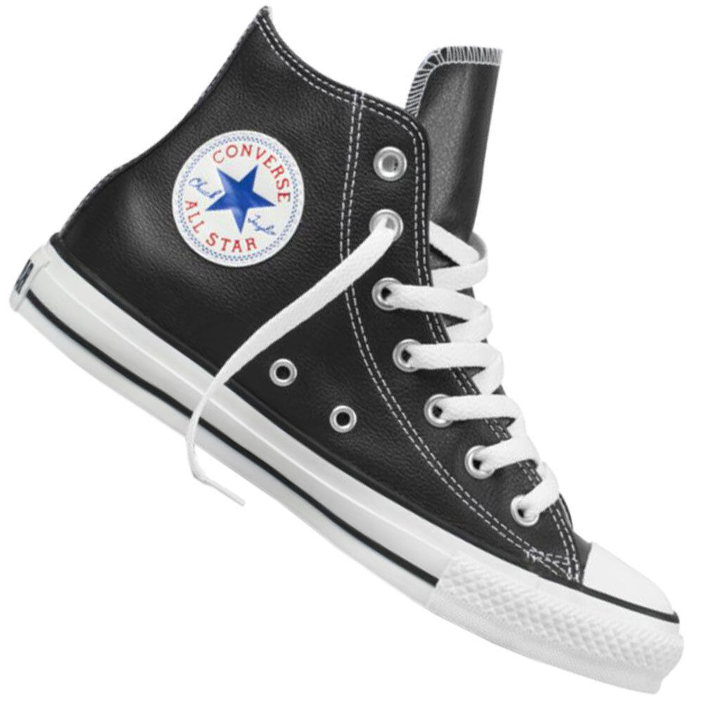 Converse Chuck Taylor All Chaussures Star Baskets Femmes Cuir / Simili Chaussures All de Sport 4eee3f