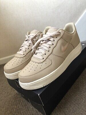Scambio generosità violenza  NIKE AIR FORCE 1 LOW RETRO LAB PRM TRAINERS UK 7.5 EU 42 AF1 SAIL JEWEL |  eBay