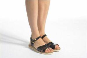 Women's Sandal Pikolinos Leather Brandy