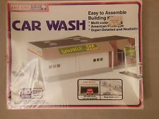 HO SCALE LIFE LIKE 1361 CAR WASH STRUCTURE KIT