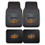 Oklahoma-State-University-2pc-amp-4pc-Mat-Sets-Heavy-Duty-Cars-Trucks-SUVs thumbnail 4