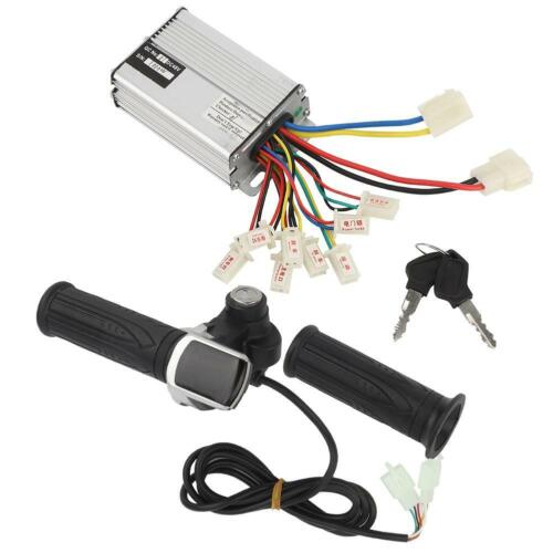 48V 1000W Controller Set w//Lock for E-Bike Electric Scooter Electric Tricycle