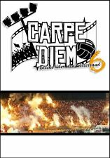 DVD ULTRAS CARPE DIEM 6   2016  BASEL  TWENTE  CSKA SOFIA   PESCARA   MALMO