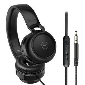 Wired-Foldable-Headphone-Over-the-Ear-Headset-Stereo-Super-Bass-Earphone-Mic