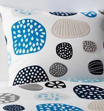 IKEA ringkrage Doppio Set Piumone Quilt Copri e 4 Federe Bianco & Multi-colore