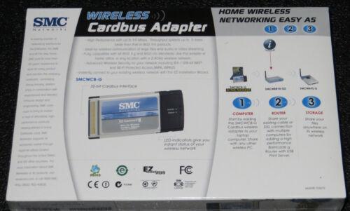 **NEW**  PCMCIA PC Card Wireless Wi-Fi 802.11G SMC Card for win 98SE//2000//XP