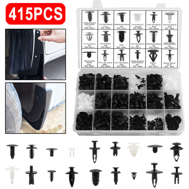FORD Door Card Body Bumper Trims Panel Fastener Clips