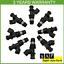 8X Fuel Injector 12580681 For 04-10 GMC Sierra Cadillac Chevy Silverado Express