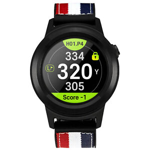 2021 GolfBuddy Aim W11 Golf GPS Smart Uhr Anzeige Touchscreen Entfernungsmesser