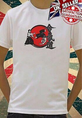 karate flip Chinese writing Boys Girls Birthday gift Top T shirt 157
