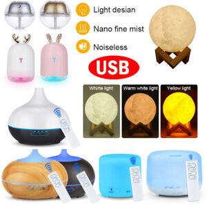 USB-Intelligent-Ultrasonic-LED-Humidifier-Diffuser-Aroma-Aromatherapy-Purifier