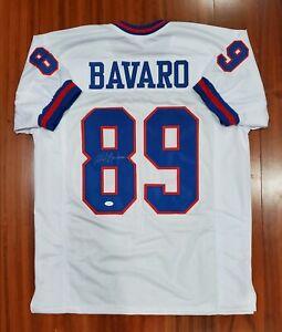 Details about Mark Bavaro Autographed Signed Jersey New York Giants JSA