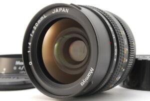 Top-Nuovo-di-zecca-Cappuccio-50mm-f-4-Mamiya-G-L-Obiettivo-Grandangolare-NUOVO-Mamiya-6-dal-Giappone