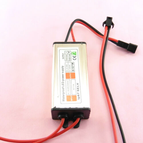 10W LED Driver Waterproof Power Supply CC Current 300ma Transformer H46