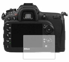 2 Pack Screen Protectors Protect Cover Guard Film For Nikon D7100