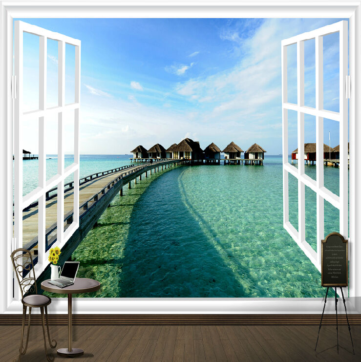 3DSpecial Landscape Wall Paper Wall Print Decal Wall Deco Indoor wall Mural Home
