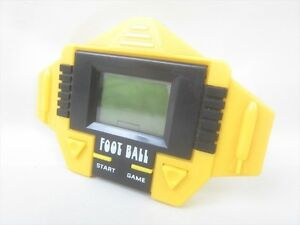LCD-JUNK-FOOT-BALL-Handheld-Game-Watch-LSI-JAPAN-3030