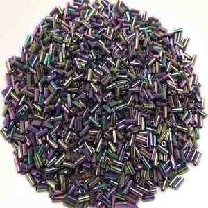 Perles de rocaille  4mm 20g irisé