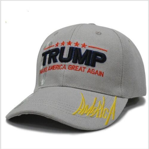 US Make America Great Again Hat Donald Trump 2020 Republican Red Cap Hat Unisex