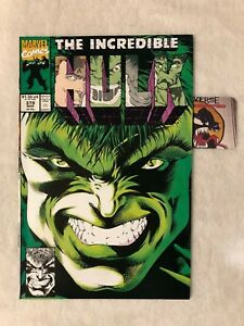 The-Incredible-Hulk-379-VF-VF-Marvel-Comics-1991