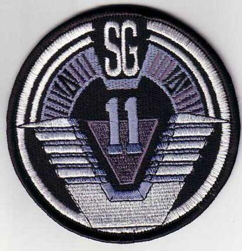 SG11 Stargate SG-11 Unit Battle Dress Uniform Patch