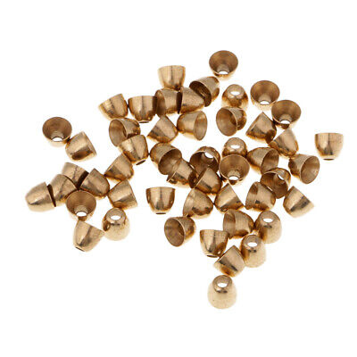 All Varieties Hareline Brass Cone Heads Fly Tying Materials