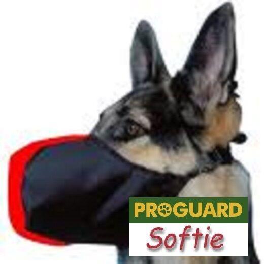 LOTFULL LOTFULL LOTFULL 6 Piece SET ProGuard SOFTIE DOG MUZZLESALL MUZZLEBreed DimensioneS Grooming 7bf188