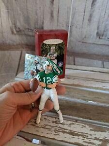 Hallmark Keepsake 1997 Joe Namath NFL Football Legends Christmas Tree Ornament