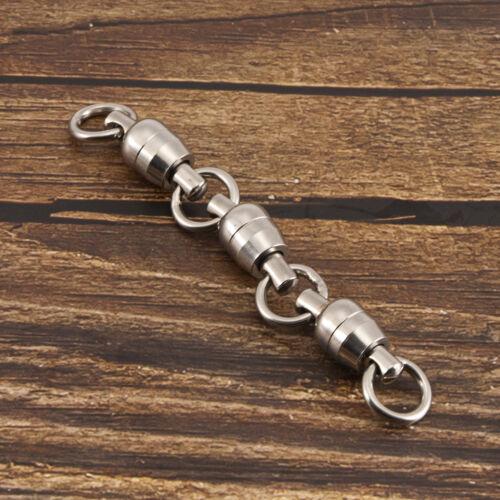 3 Link Kugellagerwirbel Kupferlegierung Geeignet für Salzwasser