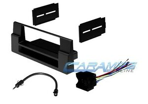 e39 5 series e53 x5 car stereo radio kit dash installation trim wiring harness ebay