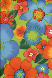 Top rated Oilcloth Fabric Tropical London Lime Green Pattern Sold ...