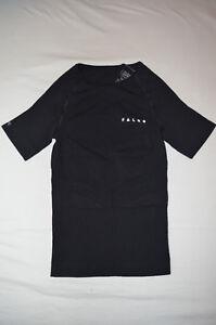 FALKE-Impulse-Running-Damen-T-Shirt-Laufshirt-Fitnessshirt-schwarz-UVP-189-95