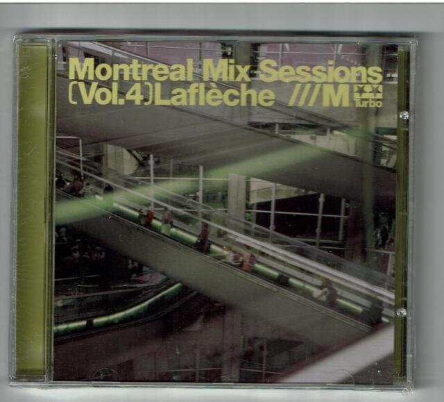 Lafleche – Montreal Mix Sessions Vol. 4 (NEW)