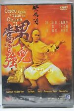 once upon a time in china 2 ntsc import dvd