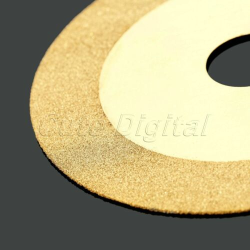 Golden 100mm Round Diamond Grinding Cutting Cut Off Disc Wheel for Angle Grinder