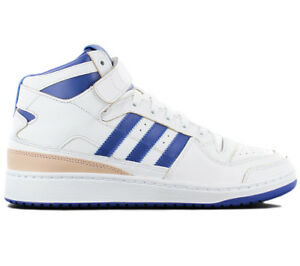 reputable site 9be89 6c858 Image is loading Adidas-Originals-Forum-mid-Wrap-Bounce-Men-039-
