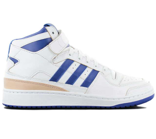 a17b3a7db5b Adidas Originals Forum mid (Wrap) Bounce Men s Sneakers Shoes By4412  Trainers