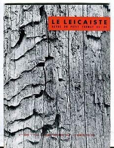 Le-Leicaiste-French-Magazine-Oct-Nov-1953-David-Seymour-VG-040817nonjhe