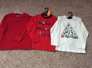 NWT, Gymboree, Without tags Arizona boy's t-shirts, size 6, S 6/7 Set of 3 Cute