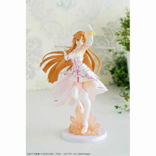 Sword Art Online Ichiban kuji 2020 A prize ASUNA Goddess of Creation Stacia SAO