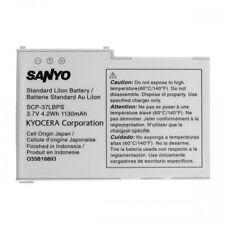 SANYO SCP-37LBPS OEM BATTERY Sanyo Kyocera SCP-8600 Zio M6000