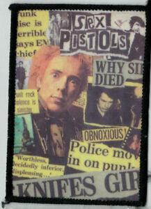 Patch Klein 80er/90er Sex Pistols