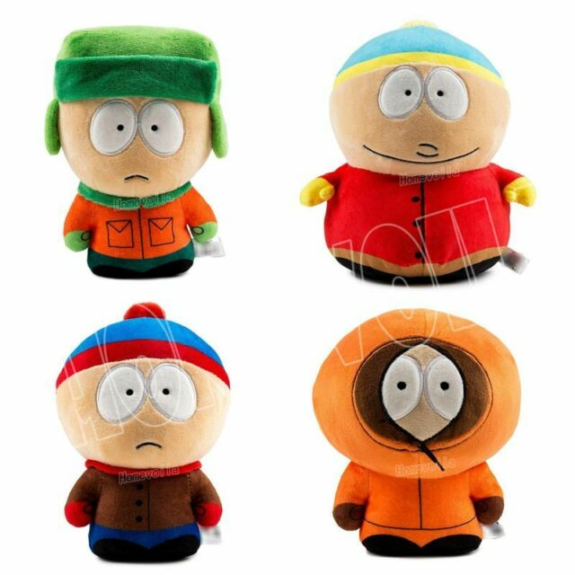 South Park Dead Kenny Phunny Plush
