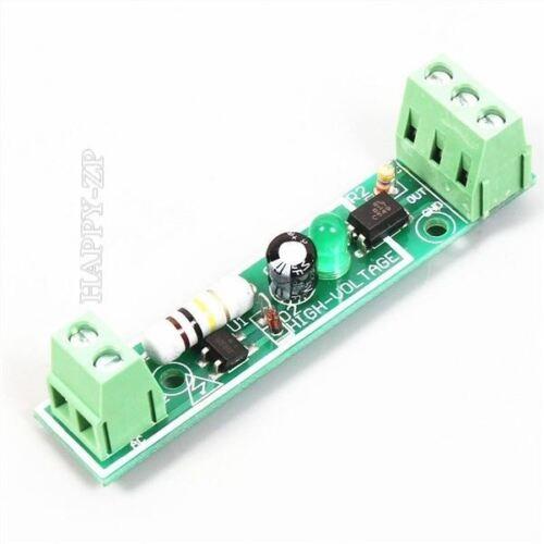 3Pcs 1 Bit Ac 220V Optocoupleur Module D/'isolation Test Carte Adaptative Pour bt
